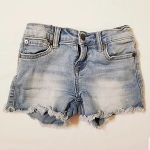 Girls Cutoff Shorts